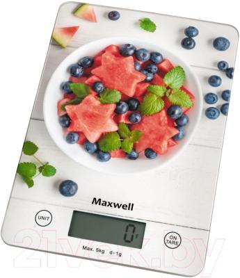 Кухонные весы Maxwell MW-1478MC