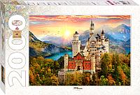 Пазл Step Puzzle Сказочный замок / 84031 (2000эл) -