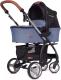 Детская универсальная коляска EasyGo Virage Ecco 2 в 1 (Denim) -