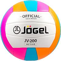 Мяч волейбольный Jogel JV-200 (размер 5) -