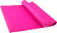 Коврик для йоги и фитнеса Starfit FM-101 PVC (173x61x0.5см, розовый) -
