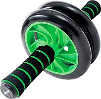 Ролик для пресса Starfit RL-102 Pro (зеленый/черный) -