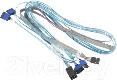 Кабель Supermicro miniSAS-SATA CBL-SAST-0699