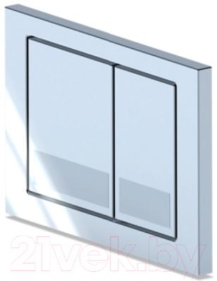 Унитаз подвесной с инсталляцией Ани Пласт WN1121