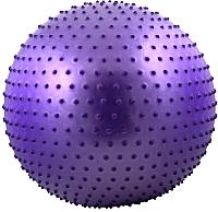 Фитбол массажный Starfit GB-301 (65см, фиолетовый) -
