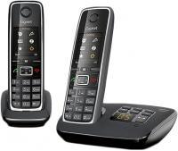 Беспроводной телефон Gigaset C530A Duo (Black) -