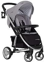 Детская прогулочная коляска EasyGo Virage Ecco (Grey Fox) -