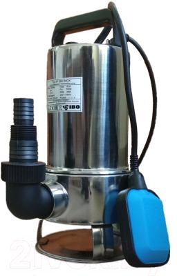 Фекальный насос IBO IP 1100 (нержавеющая сталь)