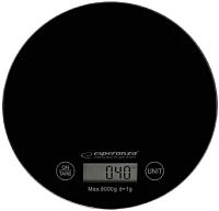 Кухонные весы Esperanza Mango EKS003K (черный) -