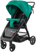 Детская прогулочная коляска Carrello Maestro / CRL-1414 (Green) -