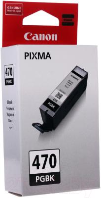 Контейнер с чернилами Canon PGI-470 PGBK (0375C001AA)