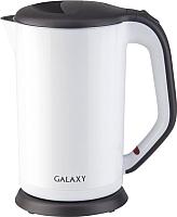 Электрочайник Galaxy GL 0318 (белый) -