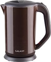 Электрочайник Galaxy GL 0318 (коричневый) -