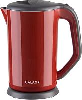 Электрочайник Galaxy GL 0318 (красный) -
