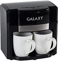 Капельная кофеварка Galaxy GL 0708 (черный) -