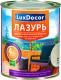 Лазурь для древесины LuxDecor Махагон (2.5л) -