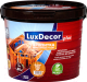 Пропитка для дерева LuxDecor Plus белый (10л) -