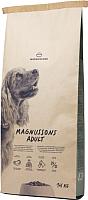 Корм для собак Magnusson Adult Meat&Biscuit / F211400 (14кг) -