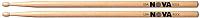Барабанные палочки Vic Firth Nova NRock -