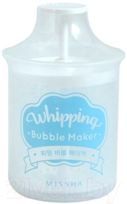 Баночка для взбивания пены Missha Whipping Bubble Maker (1шт)