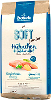 Корм для собак Bosch Petfood Soft Junior Chicken&Sweet Potato (2.5кг) -