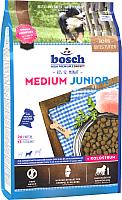 Корм для собак Bosch Petfood Medium Junior (1кг) -