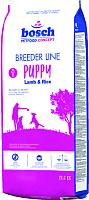 Корм для собак Bosch Petfood Breeder Puppy Lamb&Rice (20кг) -