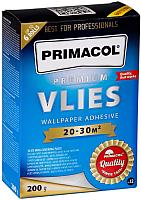 Клей для обоев Primacol Premium Vlies (200г) -