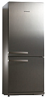 Холодильник с морозильником Snaige RF27SM-P1CB223 -