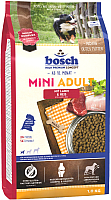 Корм для собак Bosch Petfood Mini Adult Lamb&Rice (1кг) -
