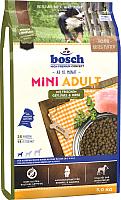 Корм для собак Bosch Petfood Mini Adult Poultry&Spelt (3кг) -