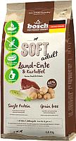 Корм для собак Bosch Petfood Soft Adult Grain Free Duck&Potatoes (1кг) -