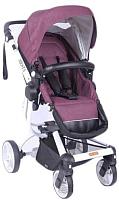 Детская прогулочная коляска Xo-kid Siesta (фиолетовый) -