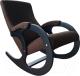 Кресло-качалка Calviano Бастион 4 (тканевая основа/united 8) -
