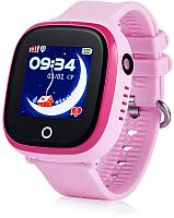 Умные часы детские Wonlex GW400X (розовый) -