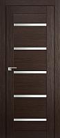Дверь межкомнатная ProfilDoors 7X 80x200 (венге мелинга/стекло матовое) -