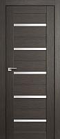 Дверь межкомнатная ProfilDoors 7X 80x200 (грей мелинга/стекло матовое) -