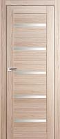 Дверь межкомнатная ProfilDoors 7X 70x200 (капучино мелинга/стекло матовое) -