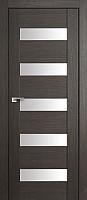 Дверь межкомнатная ProfilDoors 29X 70x200 (грей мелинга/стекло матовое) -