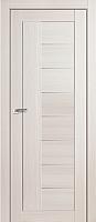 Дверь межкомнатная ProfilDoors 17X 80x200 (эшвайт мелинга/стекло матовое) -
