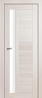 Дверь межкомнатная ProfilDoors 37X 80x200 (эшвайт мелинга/стекло матовое) -
