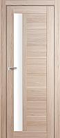 Дверь межкомнатная ProfilDoors 37X 70x200 (капучино мелинга/стекло матовое) -