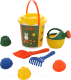 Набор игрушек для песочницы Полесье Набор Миффи-3 / 64738 -