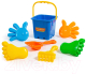Набор игрушек для песочницы Полесье Набор №289 / 35516 -