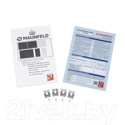 Индукционная варочная панель Maunfeld EVI.594-BG