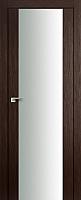 Дверь межкомнатная ProfilDoors 8X 80x200 (венге мелинга/триплекс белый) -