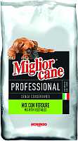 Корм для собак Miglior Gatto Professional Mix Vegetables (15кг) -