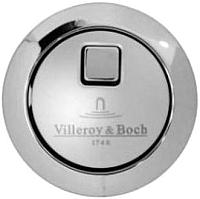 Кнопка смыва Villeroy & Boch Type 280-360/380 9218-09-61 (хром) -