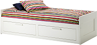 Кровать-тахта Ikea Бримнэс 603.691.32 -