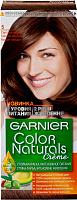 Крем-краска для волос Garnier Color Naturals Creme 5 (светлый каштан) -